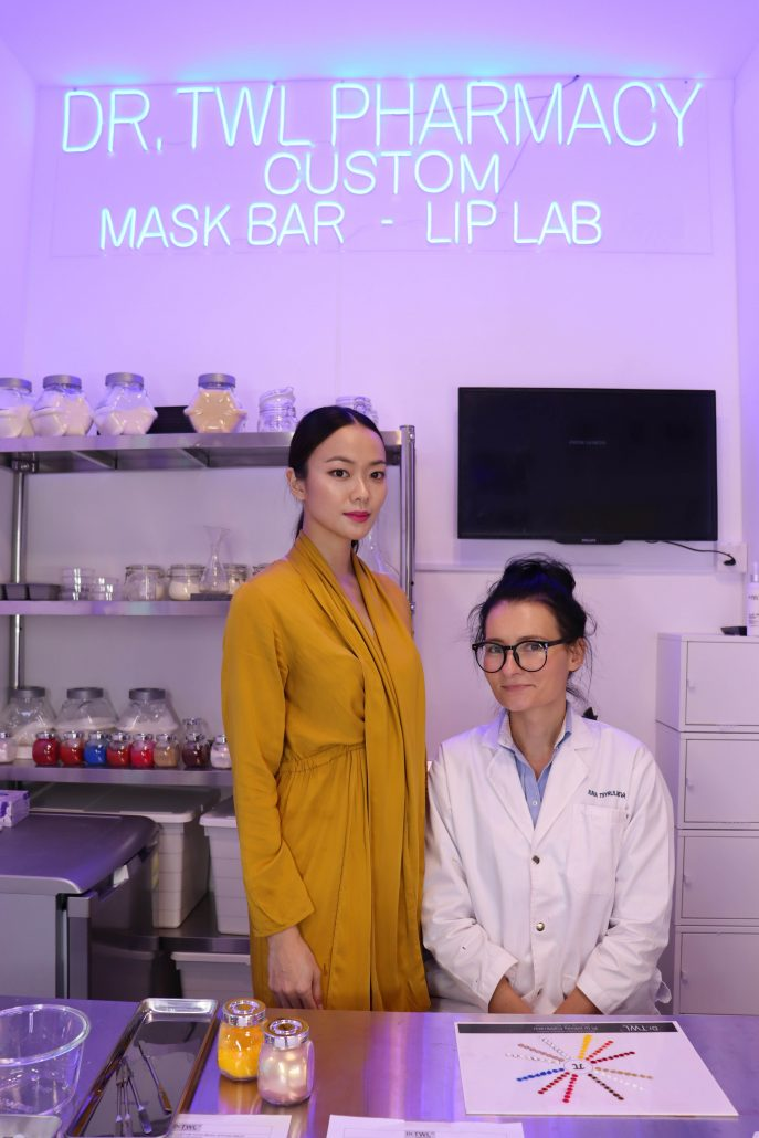 Dermatologist Singapore Custom  Makeup for Sensitive Skin