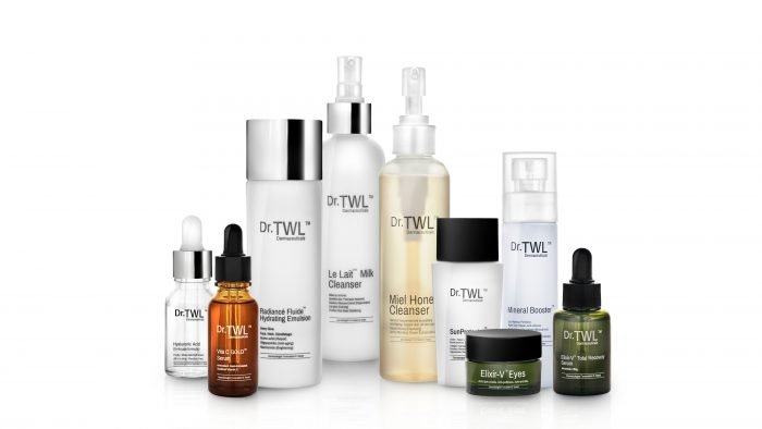 Combination Skin Care Cosmeceuticals