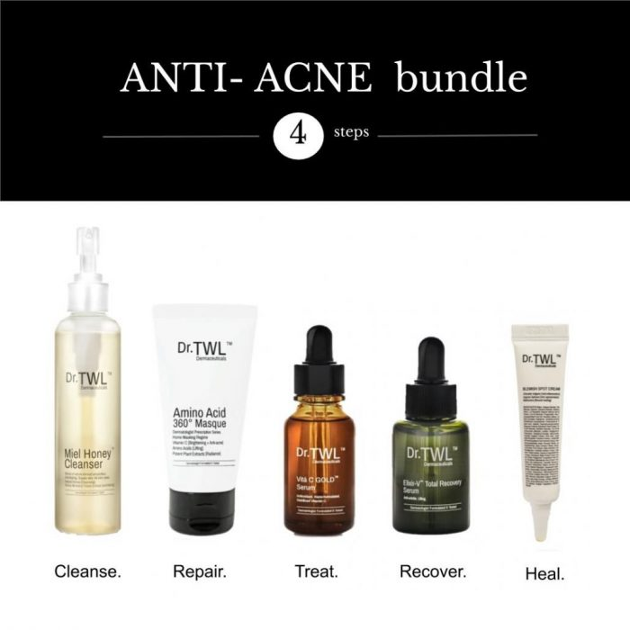 Anti Acne Bundle for Clear Skin
